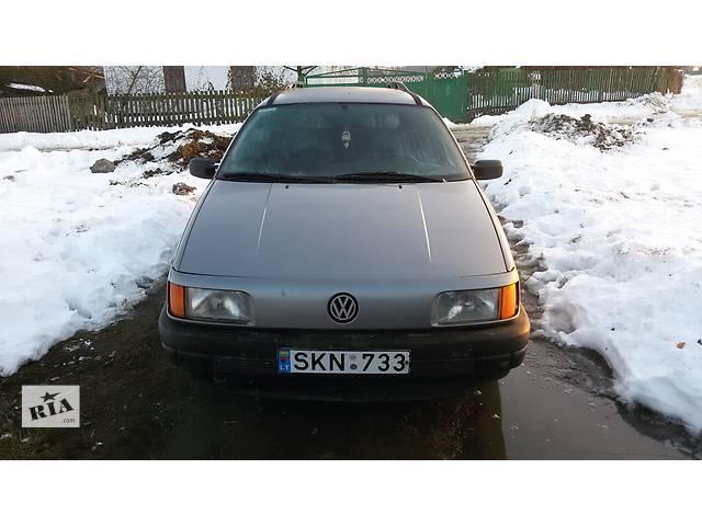 купить бу Б/у фара для универсала Volkswagen Passat B3 в Шепетовке