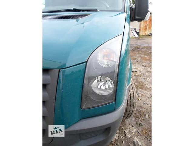 продам Б/у Фара для Volkswagen Crafter Фольксваген Крафтер 2.5 TDI 2006-2010 бу в Рожище