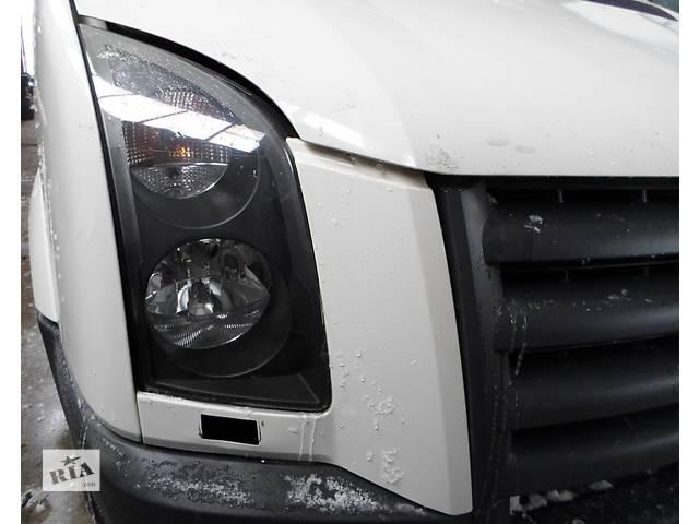 купить бу Б/у Фара для Volkswagen Crafter Фольксваген Крафтер 2.5 TDI BJK/BJL/BJM (80кВт, 100кВт, 120кВт) в Рожище