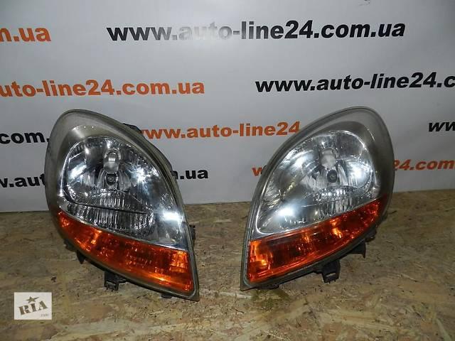 Б/у Фара фары фонарь передняя Renault Kangoo 2 Рено Канго- объявление о продаже  в Ковеле