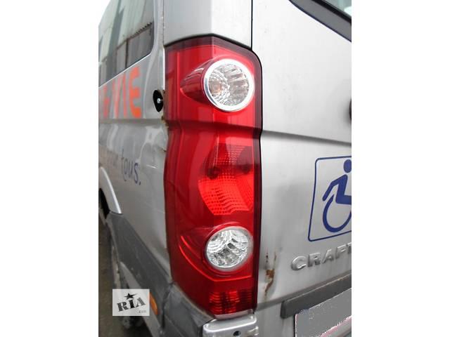 купить бу Б/у Фара задняя, фонарь Стоп Volkswagen Crafter Фольксваген Крафтер Спринтер 906 2006-2011 в Луцке