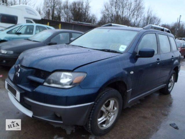 бу Б/у фара л+п  Mitsubishi Outlander 2005-2006р в Львове