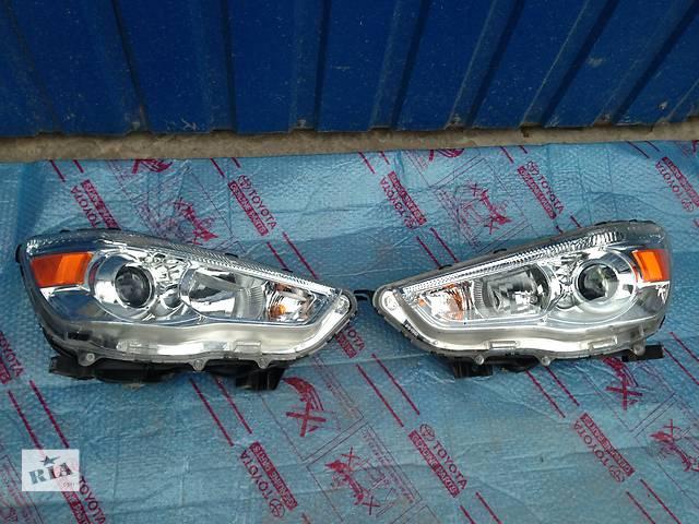 продам Б/у Фара левая, правая Mitsubishi ASX бу в Киеве