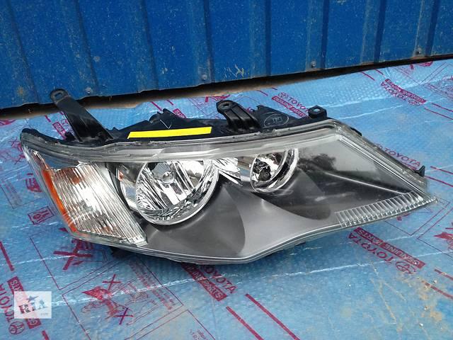 Б/у Фара левая, правая Mitsubishi Outlander XL- объявление о продаже  в Киеве