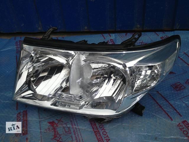 продам Б/у  Фара левая, правая Toyota Cruiser 200 бу в Киеве