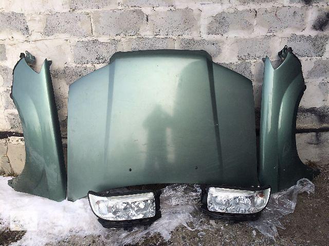 бу Б/у фара Левая   Subaru Forester 2005-2007 в Львове