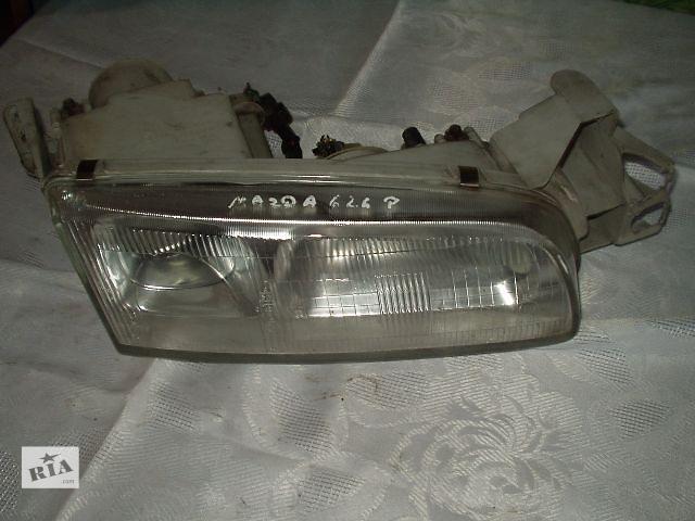 купить бу Б/у Фара права Mazda 626 ( є ліва ) , виробник Koito / Japan , хороший стан , доставка . в Тернополе
