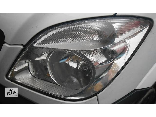 продам Б/у фара правая, левая Mercedes Sprinter 906 903 ( 2.2 3.0 CDi) 215, 313, 315, 415, 218, 318 (2000-12р) бу в Ровно