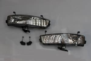 б/у Фара противотуманная Hyundai Accent