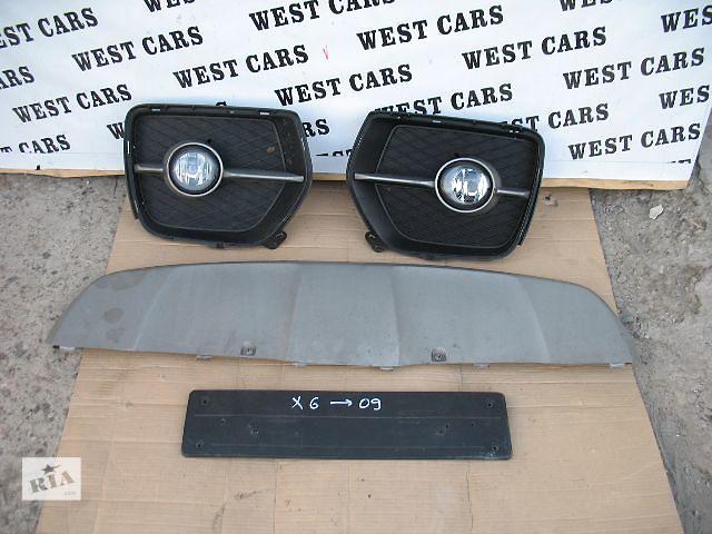 купить бу Б/у фара противотуманная для легкового авто BMW X6 2007 в Луцке