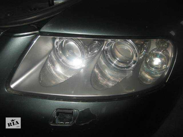 купить бу Б/у фара Volkswagen Touareg в Ровно