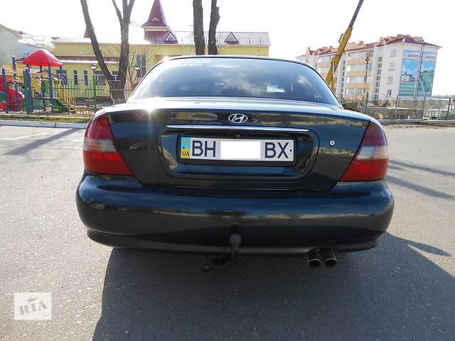 бу Б/у фаркоп для легкового авто Hyundai Sonata 3 в Одессе
