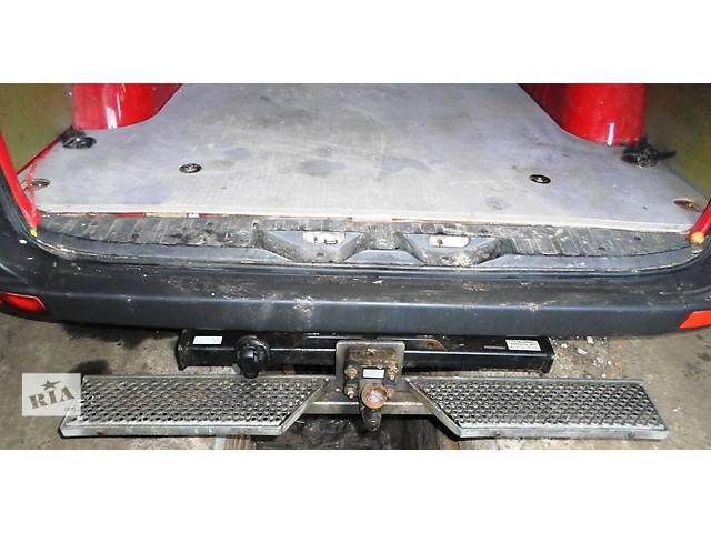 Б/у Фаркоп с подножкой Volkswagen Crafter Фольксваген Крафтер 2.5 TDI 2006-2012- объявление о продаже  в Рожище