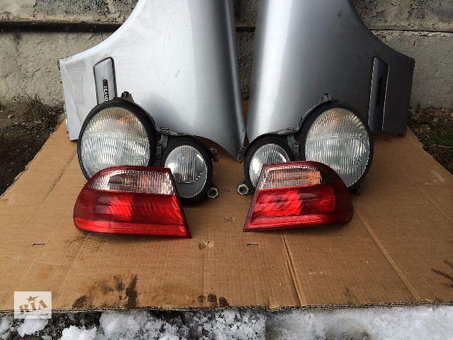 купить бу б/у Фари Ліва і Права Mercedes E-210 1999-2002р в Львове