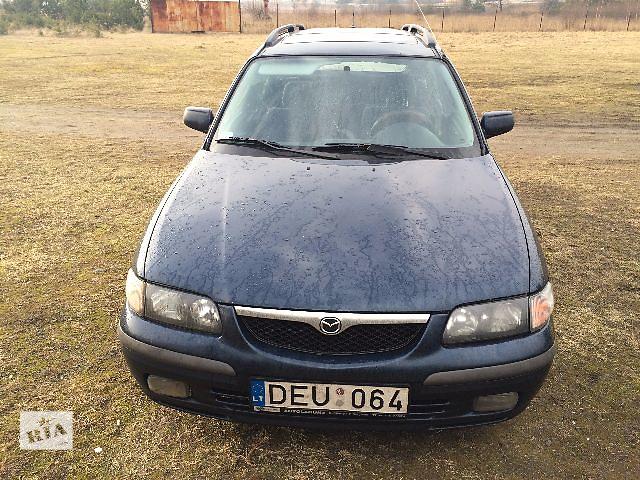 купить бу б/у Фари передні Mazda 626 1998 в Львове