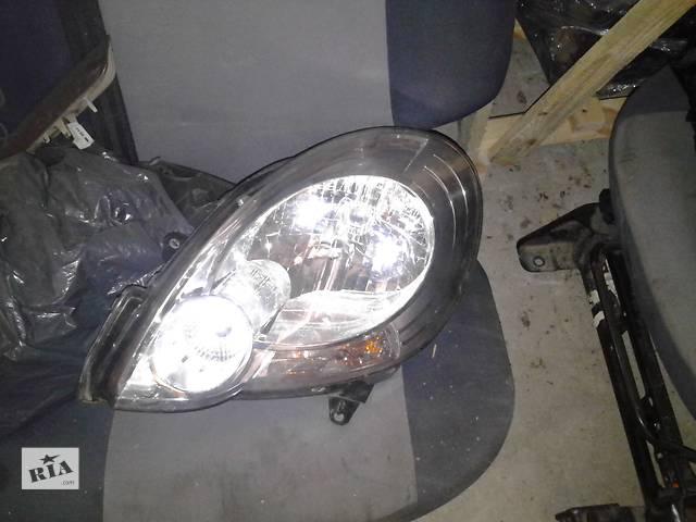 купить бу Б/у фары передние для легкового авто Renault Kangoo 08- год в Ковеле