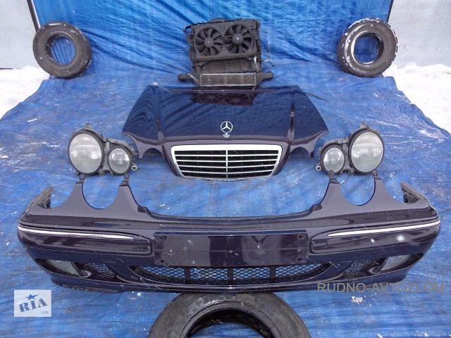 купить бу Б/У фары передние Mercedes Е-Class 210 в Львове