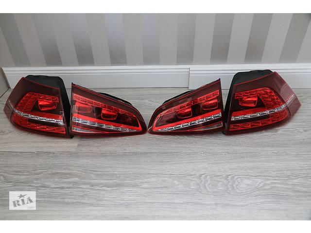 бу Б/у фонарь фонари задние LED Volkswagen Golf VII GTI GTD в Харькове
