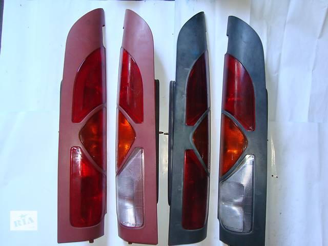 Б/у фонарь оригинальный задний для легкового авто Renault Kangoo- объявление о продаже  в Луцке