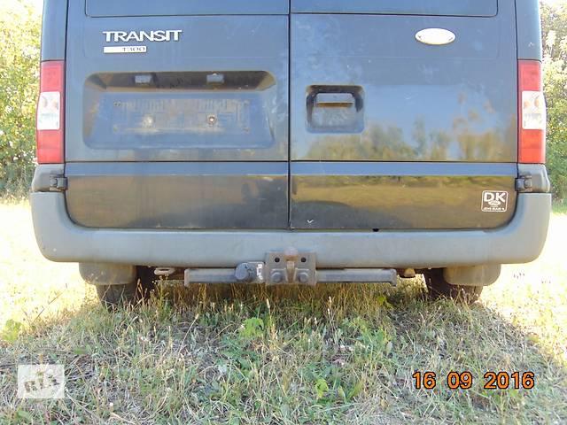 Б/у фонарь подсветки номера для автобуса Ford Transit Форд Транзит с 2006г.- объявление о продаже  в Ровно