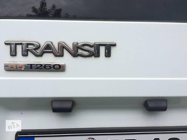 продам Б/у фонарь подсветки номера для автобуса Ford Transit Транзит с 2006г. бу в Ровно