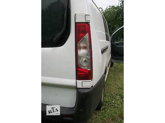 купить бу Б/у фонарь подсветки номера для легкового авто Peugeot Expert в Ровно