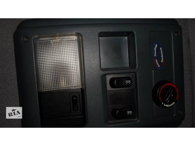 Б/у Фонарь салона ДАФ DAF XF95 380 Евро3 2003г- объявление о продаже  в Рожище