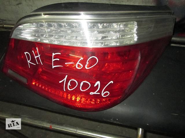 купить бу Б/у фонарь стоп для легкового авто BMW в Мелитополе