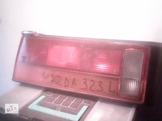 купить бу Б/у фонарь стоп для легкового авто Mazda 323 1987 в Сумах