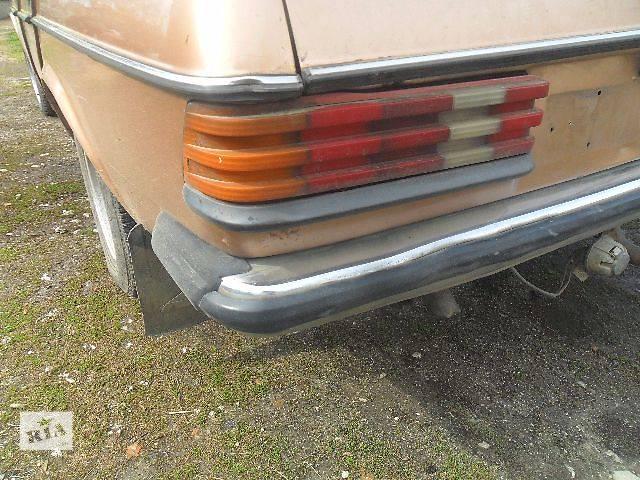 продам Б/у фонарь стоп для легкового авто Mercedes 123 бу в Дубно (Ровенской обл.)