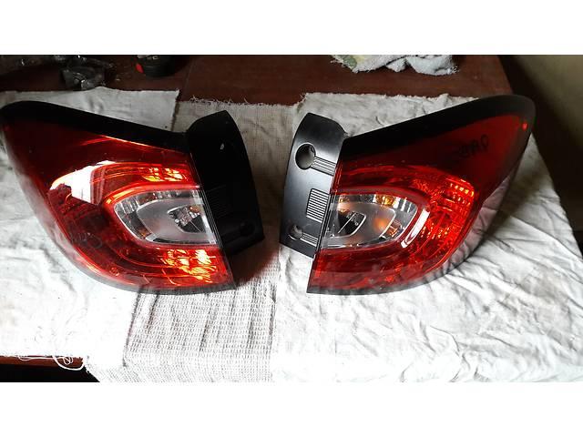 купить бу Б/у фонарь стоп для легкового авто Renault Captur в Кривом Роге