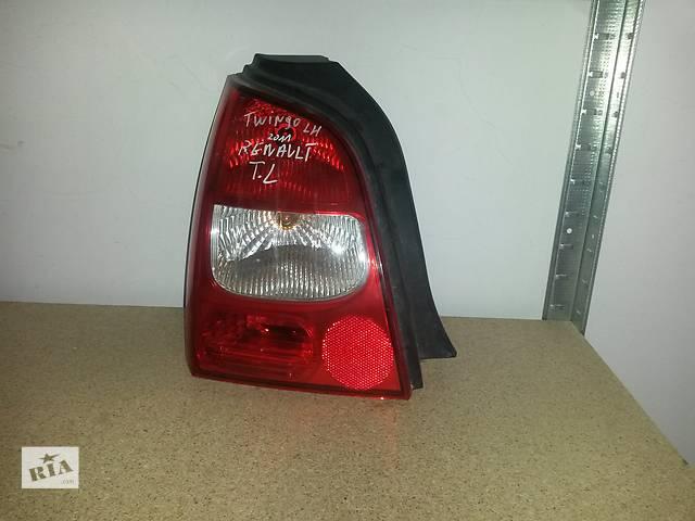 Б/у фонарь стоп задний левый для Renault Twingo на Рено Твинго 2 2007-2014 фара задняя левая- объявление о продаже  в Луцке