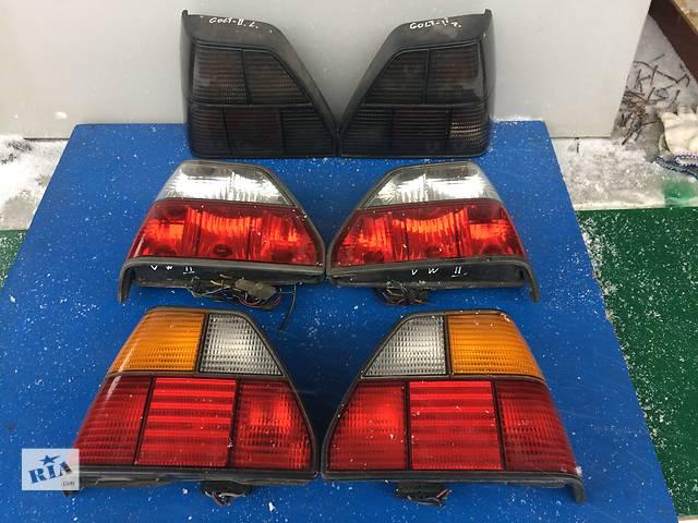 Б/у фонарь стоп для легкового авто Volkswagen Golf II HELLA- объявление о продаже  в Луцке