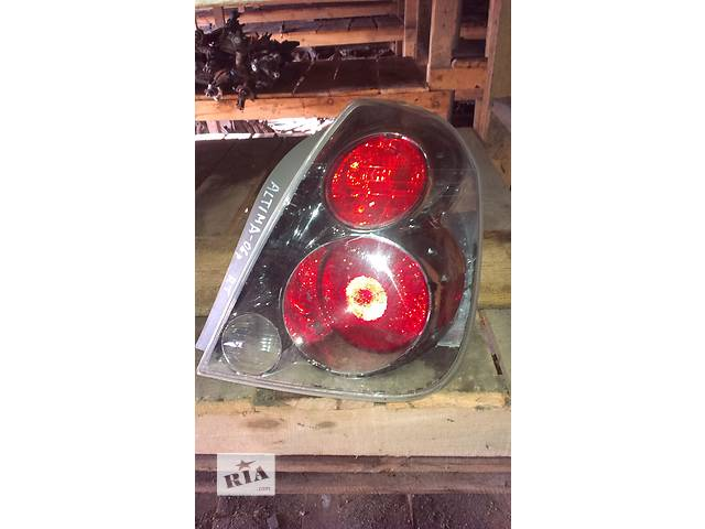 бу Б/у фонарь стоп для седана Nissan Altima в Луцке