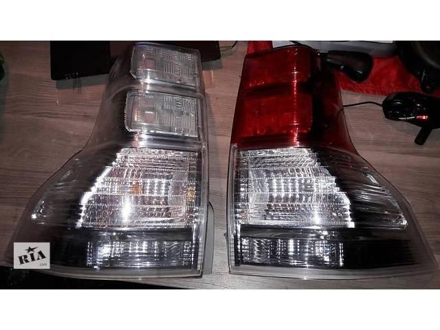 бу Б/у фонарь стоп юбилейный задний левый правый  для легкового авто Toyota Land Cruiser Prado 150 в Львове