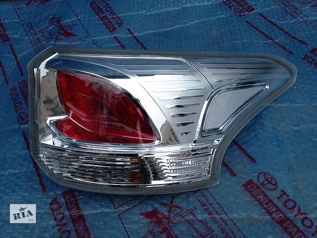 Б/у Фонарь стоп задний Mitsubishi Outlander- объявление о продаже  в Киеве