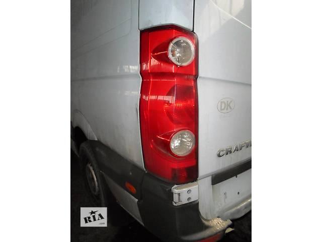 продам Б/у Фонарь в бампер Volkswagen Crafter Фольксваген Крафтер 2.5 TDI 2006-2010 бу в Рожище