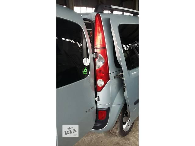купить бу Б/у Фонарь в заднюю дверь Renault Kangoo,Рено Канго,Кенго2 1,5DCI K9K 2008-2012 в Рожище