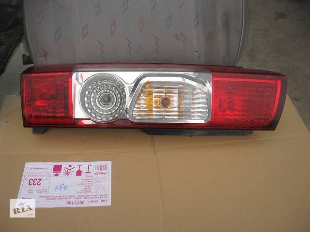 Б/у фонарь задний Citroen Jumper 2006-- объявление о продаже  в Ровно