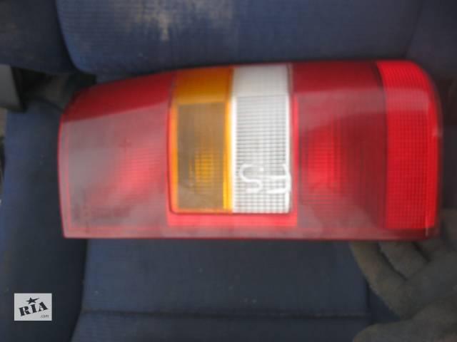 Б/у фонарь задний Citroen Jumpy 2004-2006- объявление о продаже  в Ровно