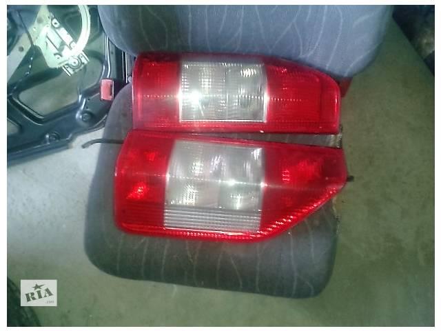 Б/у фонарь задний для автобуса Mercedes Sprinter- объявление о продаже  в Черновцах