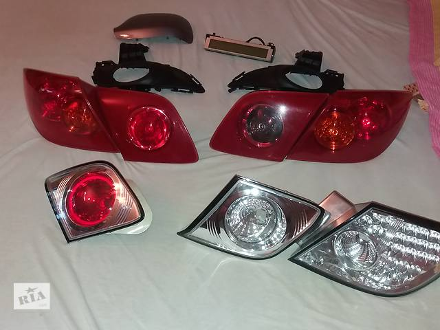 продам Б/у фонарь задний для хэтчбека Mazda 3 Hatchback бу в Бердянске