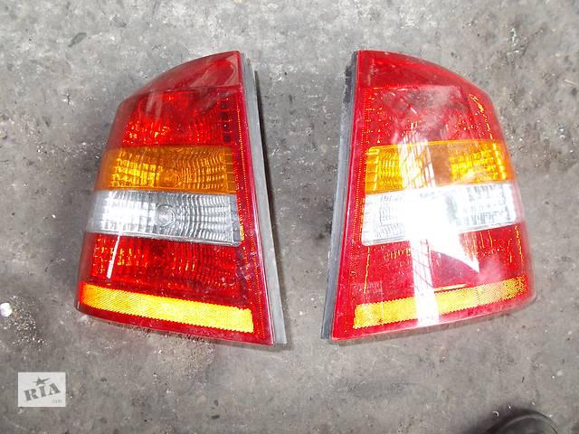 купить бу Б/у фонарь задний для хэтчбека Opel Astra G в Стрые