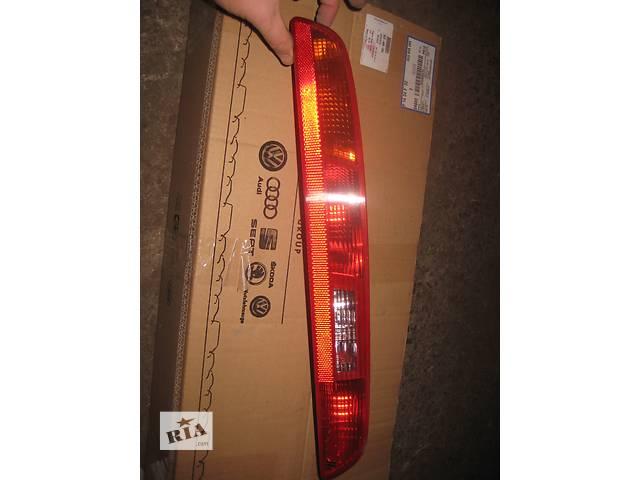 бу Б/у фонарь задний для кроссовера Audi Q3 в Киеве