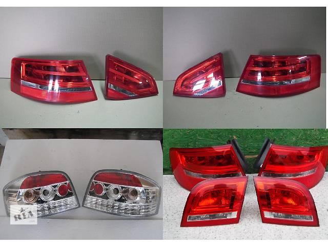 бу Б/у фонарь задний для легкового авто Audi A3 8p 03-12 в Львове
