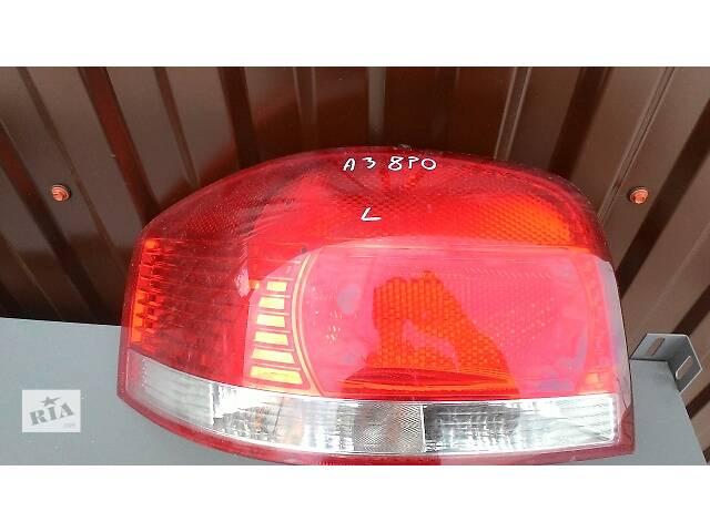 продам Б/у фонарь задний для легкового авто Audi A3 бу в Яворове (Львовской обл.)