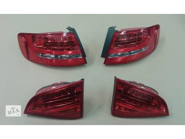 продам Б/у фонарь задний для легкового авто Audi A4 Allroad бу в Львове