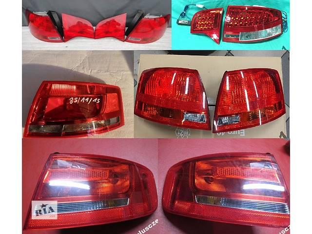 продам Б/у фонарь задний для легкового авто Audi A4 B7 04-08 бу в Львове