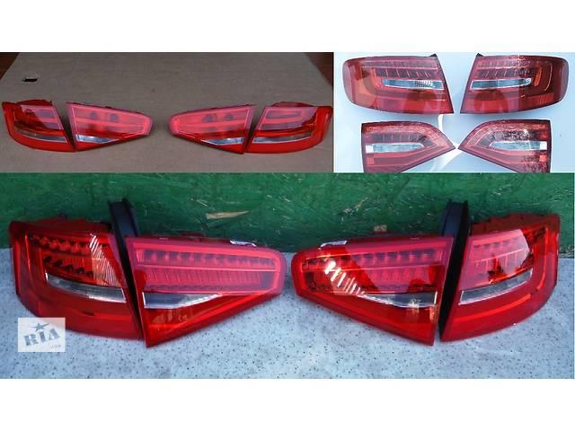 купить бу Б/у фонарь задний для легкового авто Audi A4 B8 08-15 в Львове