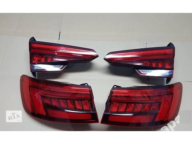 Б/у фонарь задний для легкового авто Audi A4 B9- объявление о продаже  в Львове